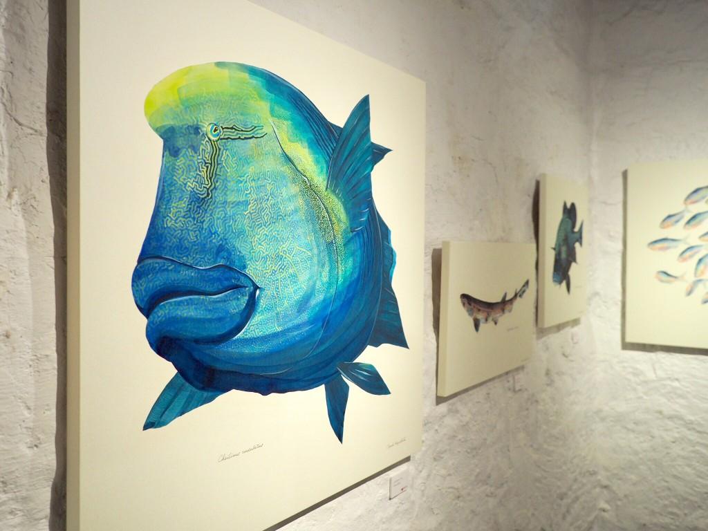 魚の肖像Ⅲ